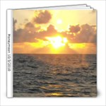 Honeymoon book - 8x8 Photo Book (20 pages)