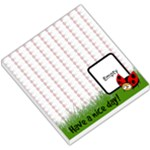 Have a nice day - MEMO PAD - Small Memo Pads