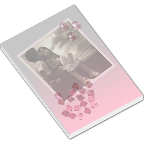 Love   Notepad By Carmensita   Large Memo Pads   4k6i93nob3x3   Www Artscow Com