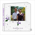 Endless love - 6x6 Photo Book (20 pages)