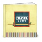 6x6 (20 pages) template- TRAVEL - 6x6 Photo Book (20 pages)
