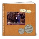 Manitou Springs, Marion Scrapbook - 8x8 Photo Book (20 pages)