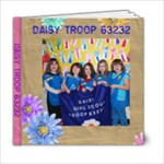 Daisy Girl Scouts - 6x6 Photo Book (20 pages)
