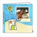 Summer 2010 - 6x6 Photo Book (20 pages)