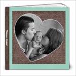 Baby Jordan - 8x8 Photo Book (20 pages)