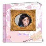 Quince de Melfi Melissa - 8x8 Photo Book (20 pages)