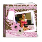 Emmy s 2nd Birthday Photo Book - 6x6 Photo Book (20 pages)