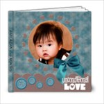 Aidan (1-6 months) - 6x6 Photo Book (20 pages)