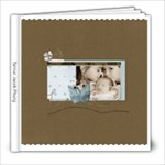 baby Tanner - 8x8 Photo Book (20 pages)