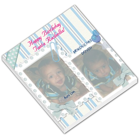 Rivkie By Esther   Small Memo Pads   1wrcyjh62rjp   Www Artscow Com