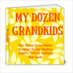 moms 6x6 - 6x6 Photo Book (20 pages)