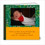 Nicholas first book! - 6x6 Photo Book (20 pages)