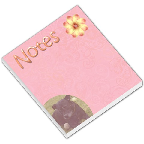 Melon Surprise Small Memo Pad By Joan T   Small Memo Pads   Lmxasv0aoze6   Www Artscow Com