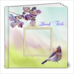 Amethyst Dreams 8x8 Book - 8x8 Photo Book (20 pages)
