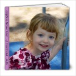 Saphria 8x8 20 pg. Photo Book - 8x8 Photo Book (20 pages)