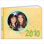 Yanochka & Alesia 2010 - 9x7 Photo Book (20 pages)