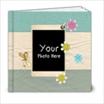 Keep It Simple 6x6 - 6x6 Photo Book (20 pages)