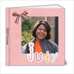 Album de Judy 2010 - 6x6 Photo Book (20 pages)