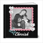 Cherish Album - 6x6 Photo Book (20 pages)