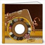 12x12 Autumn Album - 12x12 Photo Book (20 pages)