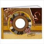 9x7 Autumn Album - 9x7 Photo Book (20 pages)