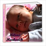 milena - 8x8 Photo Book (20 pages)
