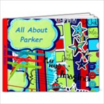 Parker book - 9x7 Photo Book (20 pages)