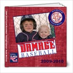 2010 Brett s Damage Baseball - 8x8 Photo Book (20 pages)