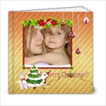 christmas - 6x6 Photo Book (20 pages)