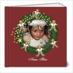 Christmas Vol1 8x8 - 8x8 Photo Book (20 pages)