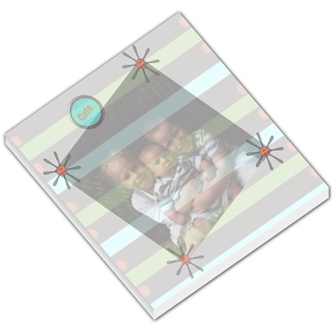 Family By Ruchy   Small Memo Pads   Mts8v2r37nxz   Www Artscow Com