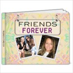 Friends Forever 9x7 20 Page Photo Book - 9x7 Photo Book (20 pages)