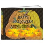 Halloween - 9x7 Photo Book (20 pages)