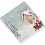 Here Come s Santa MemoPad1 - Small Memo Pads