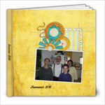 summer 10 - 8x8 Photo Book (39 pages)