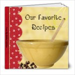 recipes2 - 8x8 Photo Book (39 pages)