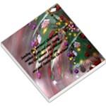 christmas gift tag - Small Memo Pads