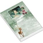 Here Comes Santa memo pad3 - Large Memo Pads