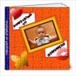 Puzzle book_my baby - 8x8 Photo Book (20 pages)