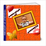 Puzzle book_my baby - 6x6 Photo Book (20 pages)
