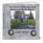 2010 Fall Photos - 8x8 Photo Book (20 pages)