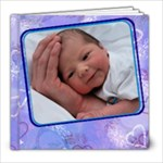 Baby Boy 8x8 Photo Book 20 pages - 8x8 Photo Book (20 pages)