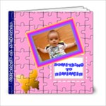 Girl s Puzzle book_my baby 1 - 6x6 Photo Book (20 pages)