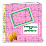 Girl s Puzzle book _Template 8x8 - 8x8 Photo Book (20 pages)