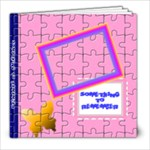 Girl s Puzzle book 1_Template 8x8 - 8x8 Photo Book (20 pages)