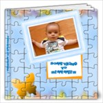 Boy s Puzzle book_12x12 - 12x12 Photo Book (20 pages)