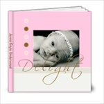 jenna - 6x6 Photo Book (20 pages)
