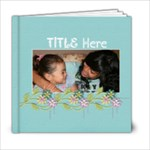 6x6 (20pages)- template - Simple Things - 6x6 Photo Book (20 pages)