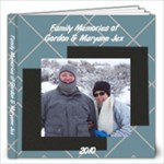 G&M Jex Xmas3 - 12x12 Photo Book (60 pages)