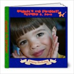 Michael s 4th Bday! - 8x8 Photo Book (39 pages)